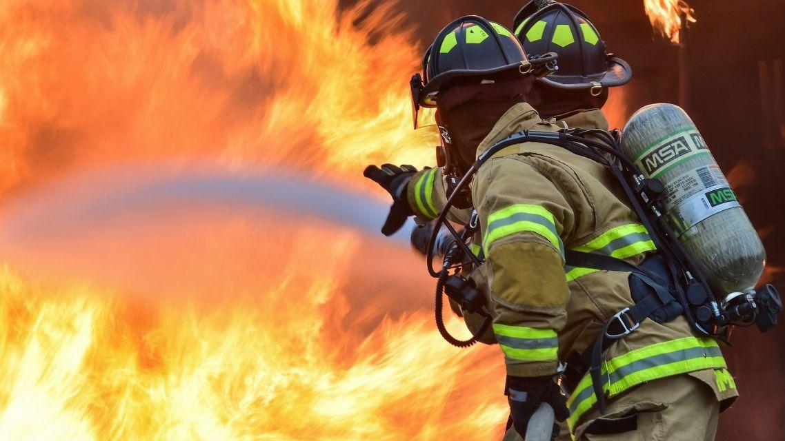 Činnosť hasičov v roku 2019