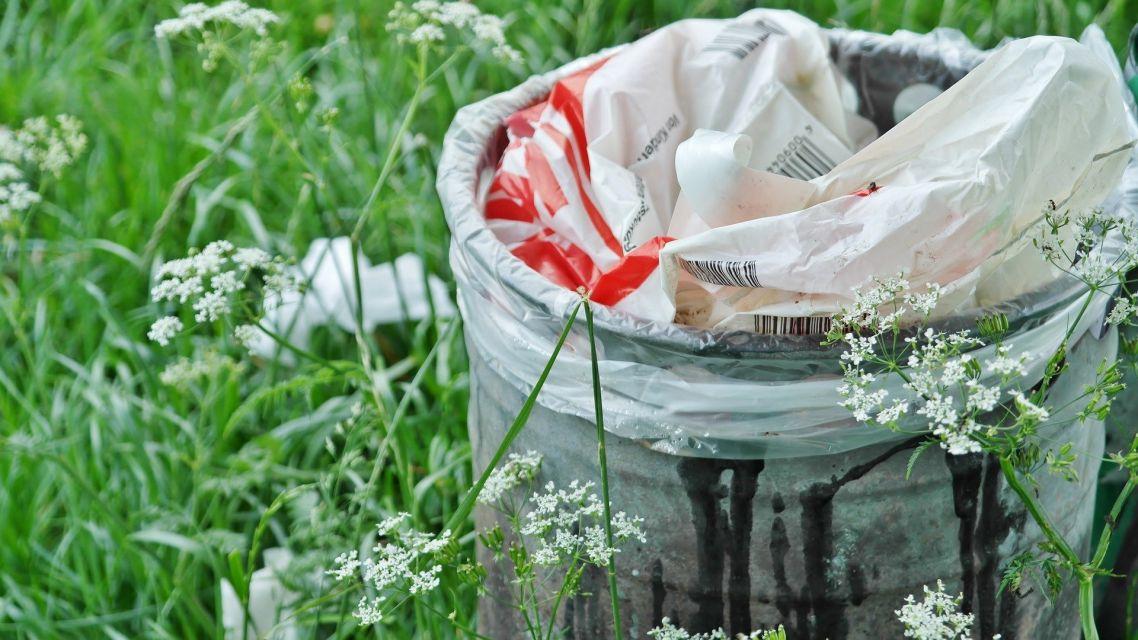 Jarné upratovanie, zber a separácia