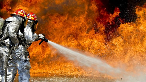 Jarné obdobie alesné požiare